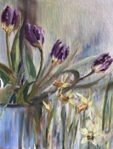 Tulips and Narcissi£375