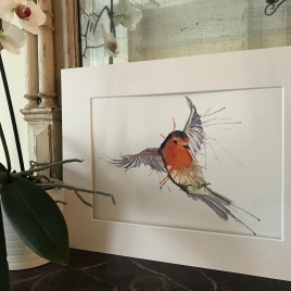 Watercolour on paper £95